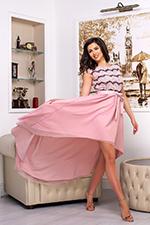 Коктейльное платье Челеста