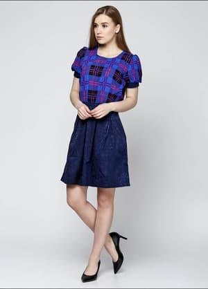 Повседневное платье 5078e, фото 4