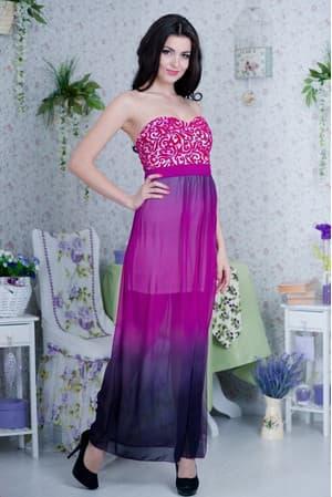 Коктейльное платье 4173e, фото 1