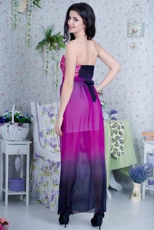 Коктейльное платье 4173e, фото 2