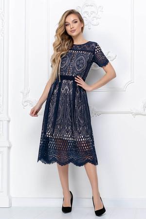 Коктейльное платье 20053e, фото 1