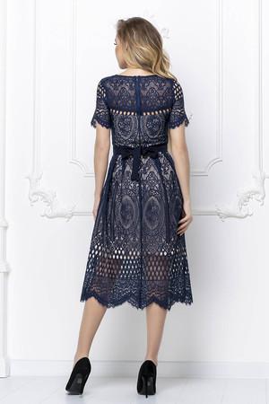 Коктейльное платье 20053e, фото 2