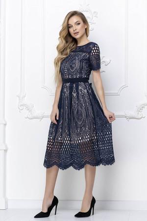 Коктейльное платье 20053e, фото 3