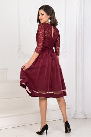 Коктейльное платье 8160e, фото 3