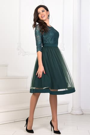 Коктейльное платье 8160e, фото 1