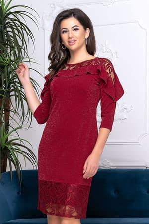 Коктейльное платье 9212e, фото 1