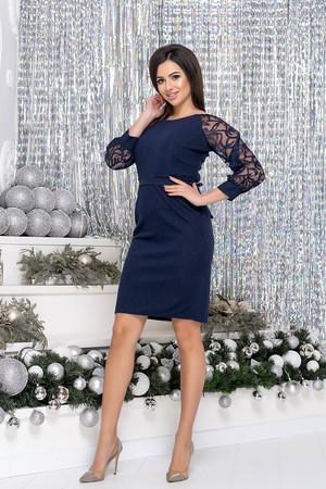 Повседневное платье 9245e, фото 3