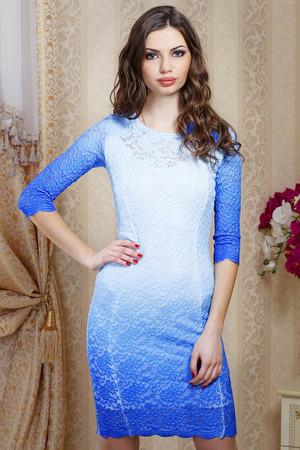 Коктейльное платье Говея, фото 1