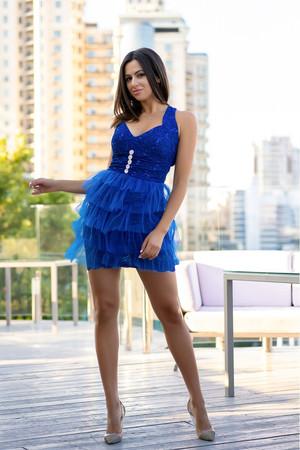 Коктейльное платье Барселона, фото 3