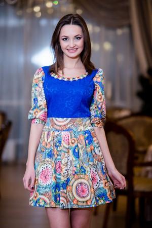 Коктейльное платье 5024e, фото 1