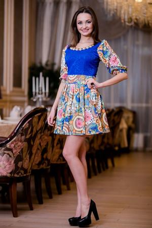 Коктейльное платье 5024e, фото 3