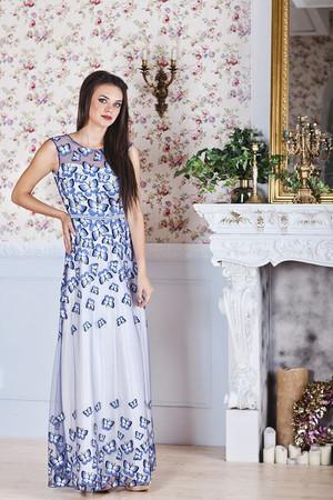 Вечернее платье 7113e, фото 1