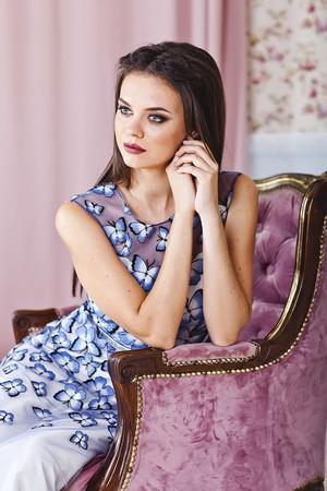Вечернее платье 7113e, фото 3