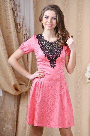 Повседневное платье 4060e, фото 1