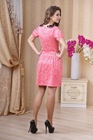 Повседневное платье 4060e, фото 2
