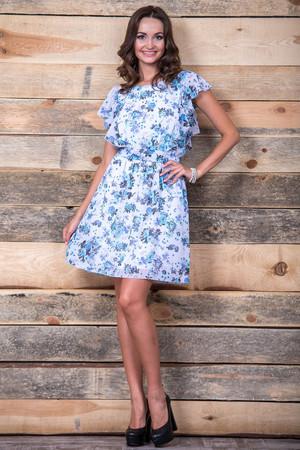 Повседневное платье 5134e, фото 1