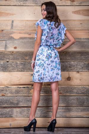 Повседневное платье 5134e, фото 2