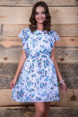 Повседневное платье 5134e, фото 3