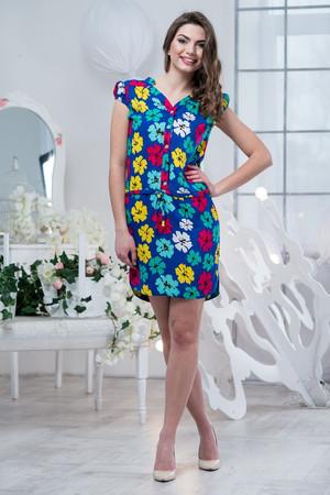 Повседневное платье 5155e, фото 1