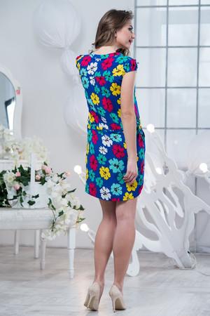 Повседневное платье 5155e, фото 2