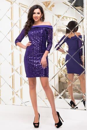 Коктейльное платье 6280e, фото 1
