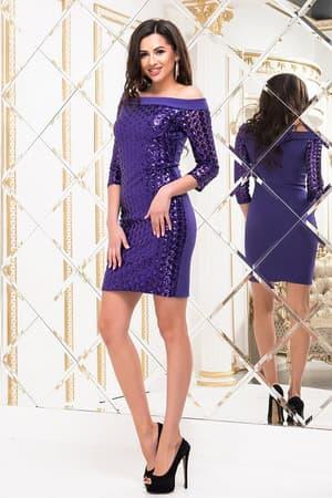 Коктейльное платье 6280e, фото 2