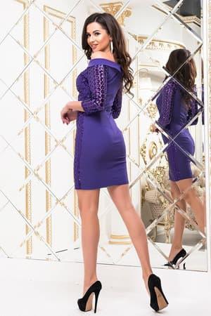 Коктейльное платье 6280e, фото 3