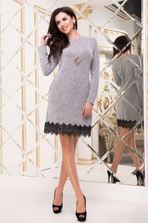 Повседневное платье 6301e, фото 1