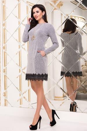 Повседневное платье 6301e, фото 2