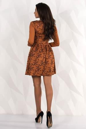 Повседневное платье 7238e, фото 3
