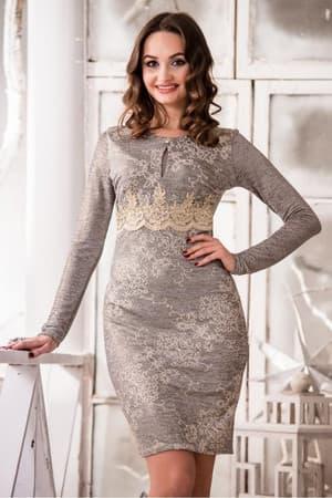 Коктейльное платье 5347e, фото 1