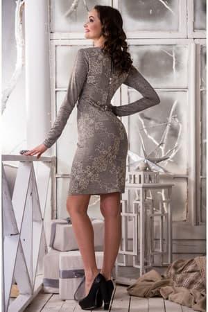 Коктейльное платье 5347e, фото 2