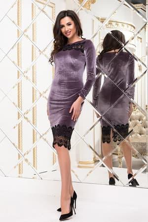 Коктейльное платье 6294e, фото 2