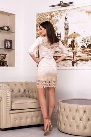 Коктейльное платье 7021e, фото 2