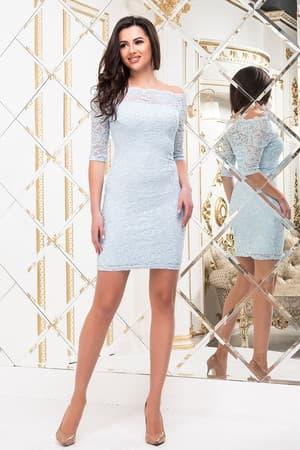 Коктейльное платье 7175e, фото 1