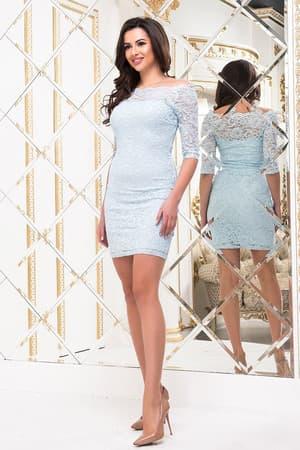 Коктейльное платье 7175e, фото 2