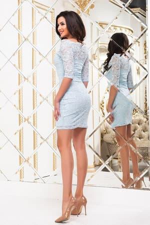 Коктейльное платье 7175e, фото 3