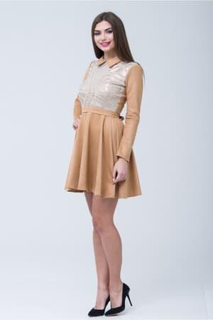 Коктейльное платье 7246e, фото 1