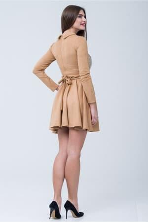 Коктейльное платье 7246e, фото 2