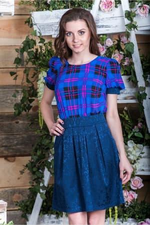 Повседневное платье 5078e, фото 1