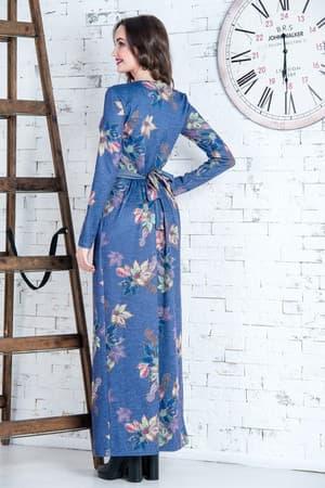 Повседневное платье 6248e, фото 2
