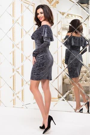 Коктейльное платье 6295e, фото 2