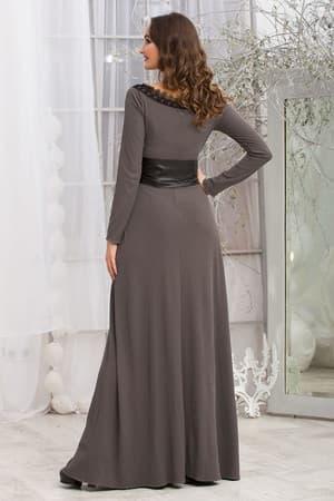 Повседневное платье 5283e, фото 4