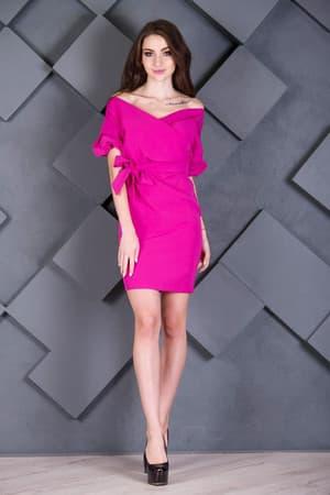 Повседневное платье 7183e, фото 1