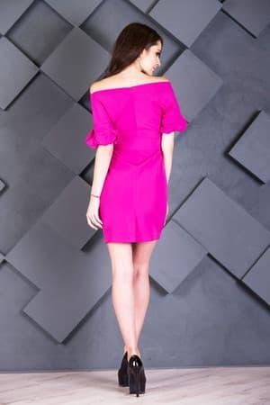 Повседневное платье 7183e, фото 2
