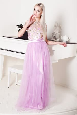 Вечернее платье 8001e, фото 4