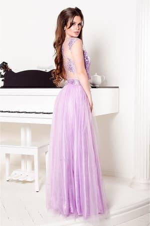 Вечернее платье с раздельным топом, фото 5