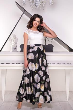 Повседневное платье 6061e, фото 1