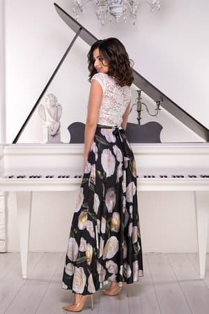 Повседневное платье 6061e, фото 3