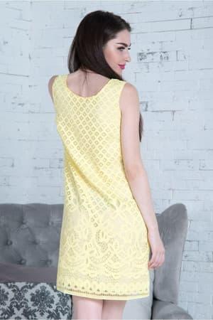 Повседневное платье 7143e, фото 3
